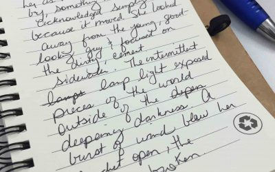 What to do about Boring Writing Conferences