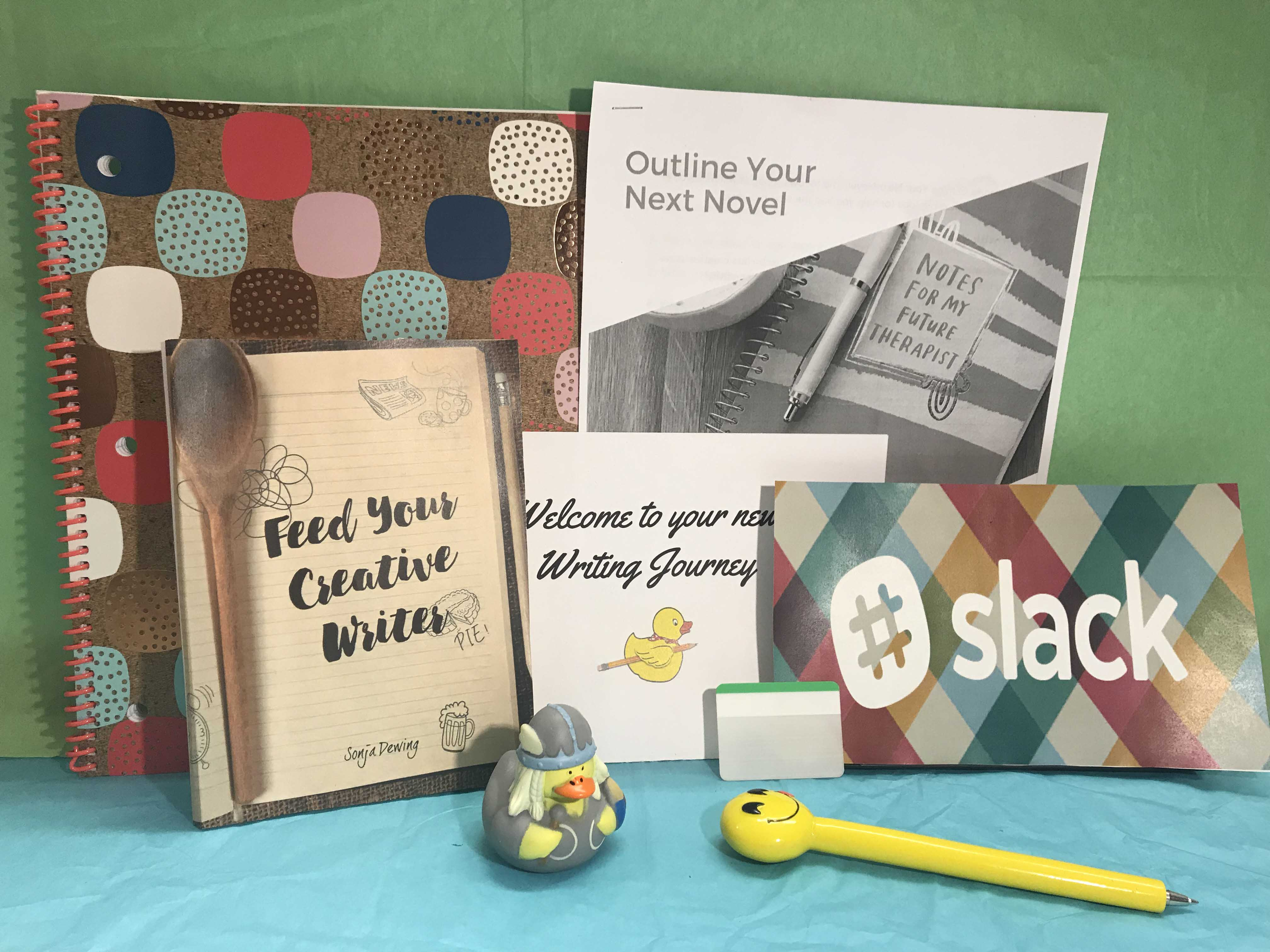 Writer Subscription Box