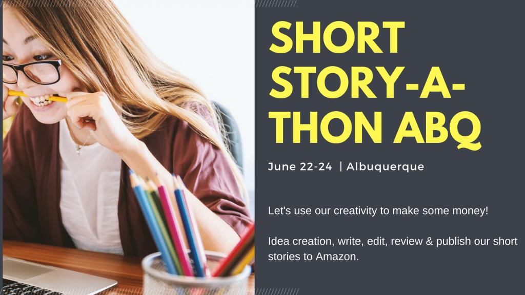Short Story-A-Thon ABQ