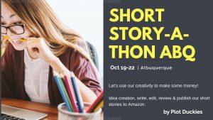 Short Storyathon October 2018