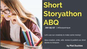Short Storyathon