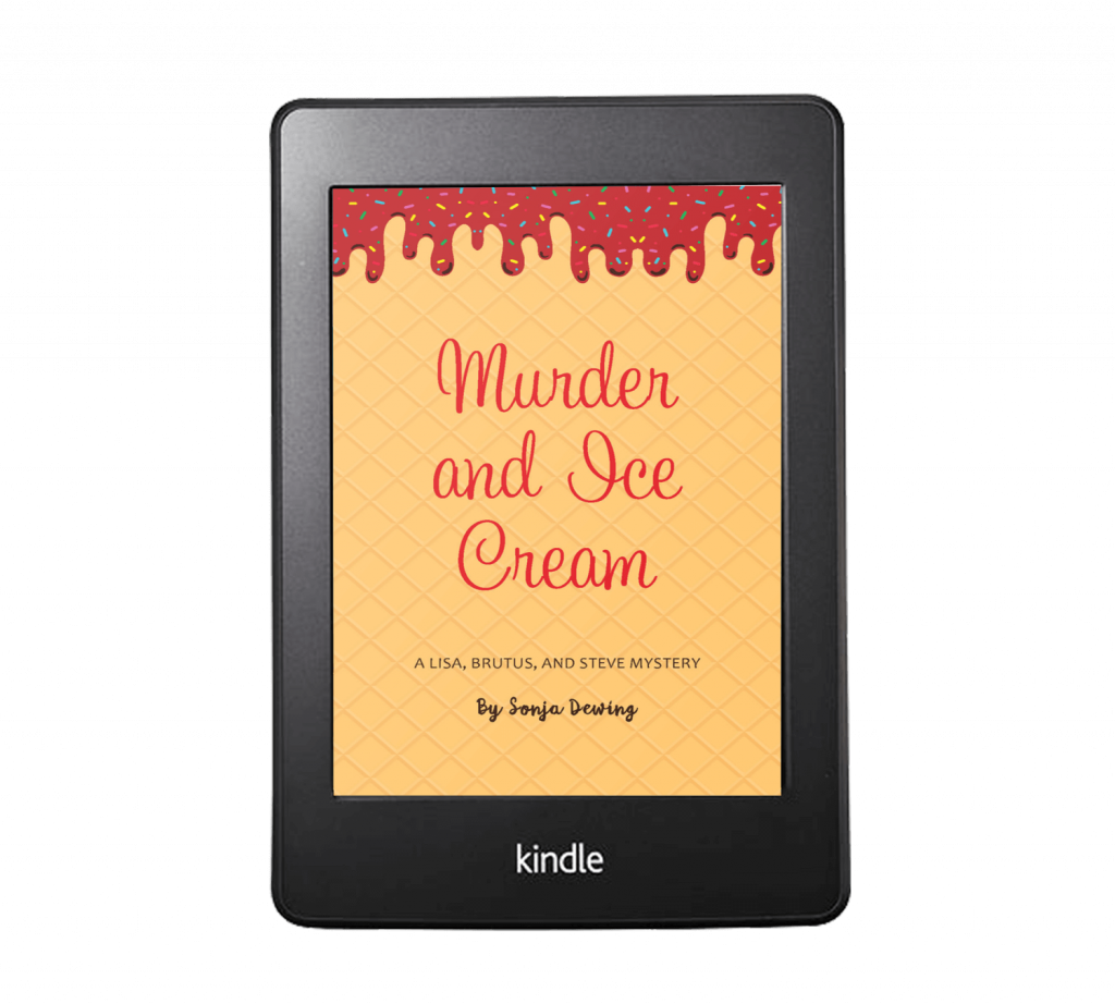Kindle - Murder and Ice Cream