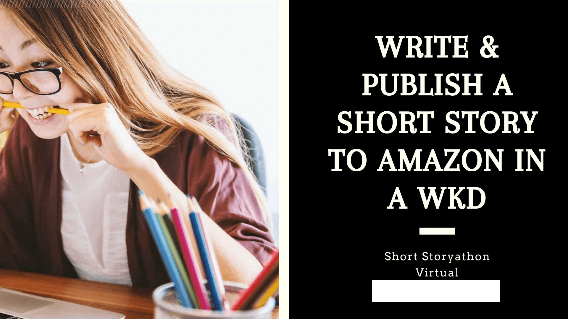 Writing Workshop Write and publish a short story